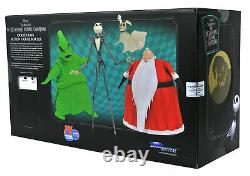 Diamond Select SDCC 2020 Nightmare Before Christmas Deluxe Action Figure Box Set