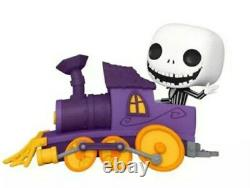 Funko Pop! Nightmare Before Christmas Train Full Set of 5 PREORDER WithPROTECTORS