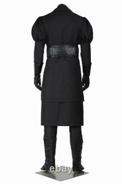 HOT Jedi Knight Darth Maul Cosplay Costume Any Size for Adult Full Set