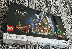 LEGO 10275 Elf Club House Winter Village Collection Christmas 1197 New Box