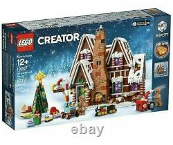 LEGO CREATOR 10267 Gingerbread House FACTORY SEALED / NEW IN HAND