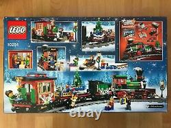 LEGO CREATOR EXPERT CHRISTMAS TOY 10254 Winter Holiday Train For Age 12+ NISB