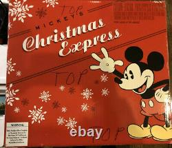 Lionel 30076 Disney Mickey's Christmas Express O Gauge Train Set Limited Edition