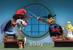 Looney Tunes Golden Collection Series 1 Set of 4 Figures New 2006 Daffy Amricons