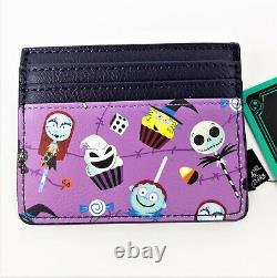 Loungefly Disney Nightmare Before Christmas Character Candy Mini Backpack Set