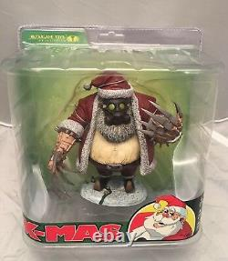 McFarlane Twisted Christmas-Action Figures-NEW IN BOX-COMPLETE SET OF 6! TOYS