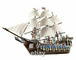 New Imperial FLAGSHIP PIRATES 10210 Set Christmas Gift Educational Toy