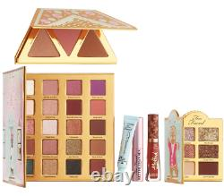 Too Faced Christmas Cookie House Party Eyeshadow Face Palette Holiday Gift Set